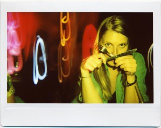 Lomo'Instant Wide Central Park & 1x Fuji Instax Wide Double Pack