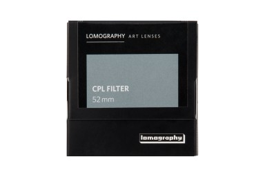 Filter CPL (circular polarization) 52mm