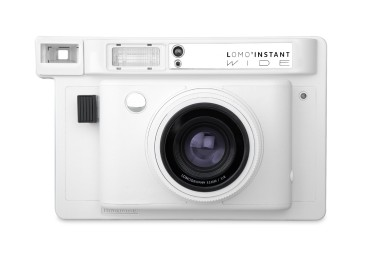 Lomo'Instant Wide White 相機連鏡頭套裝
