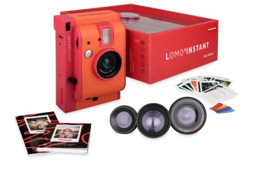 Lomo'Instant Camera and Lenses (Marrakesh Edition)