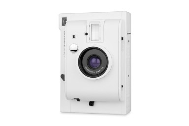 Lomo'Instant Camera and Lenses (White Edition)