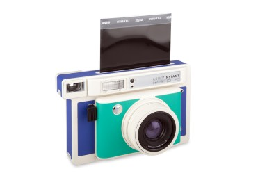 Lomo'Instant Wide Camera and Lenses (Portobello Road Edition)