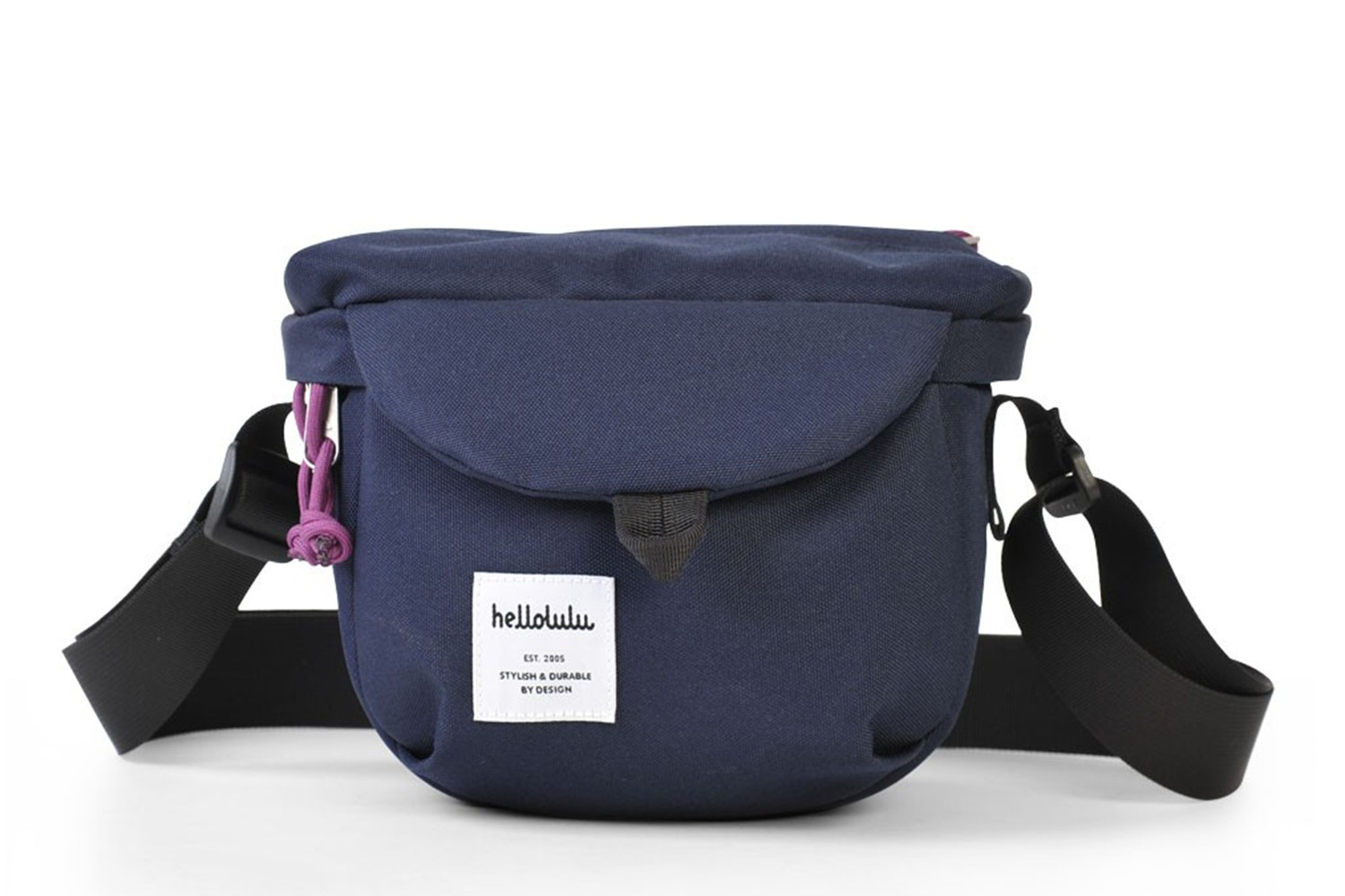 Hellolulu Dean: Compact Camera Bag - Navy · Lomography Shop