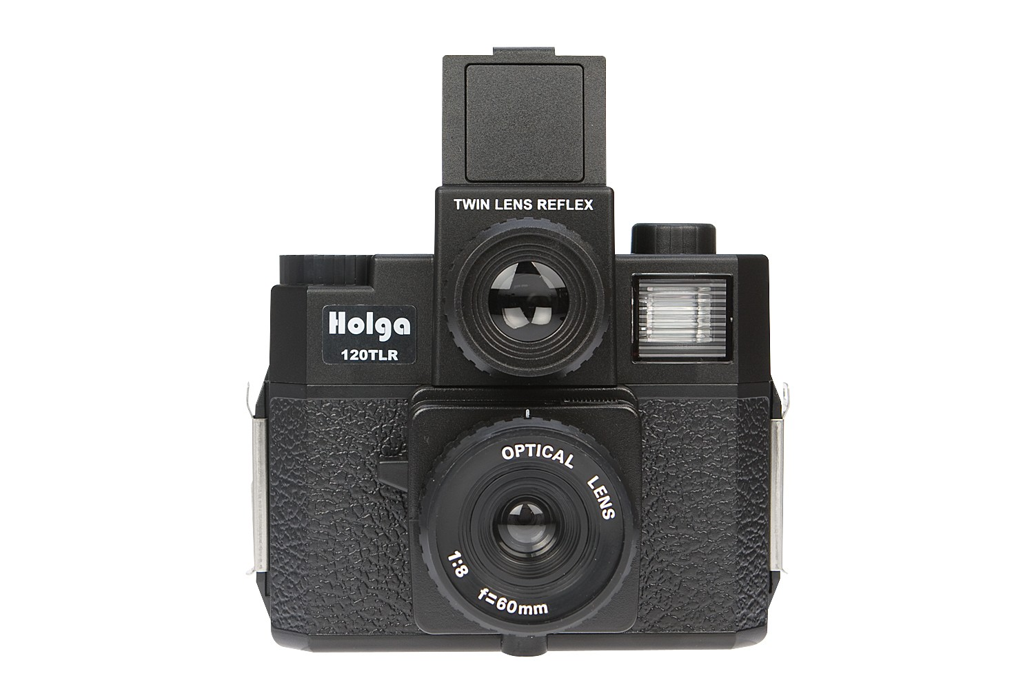 Holga 120 twin lens reflex camera with plastic lens for Camera camera