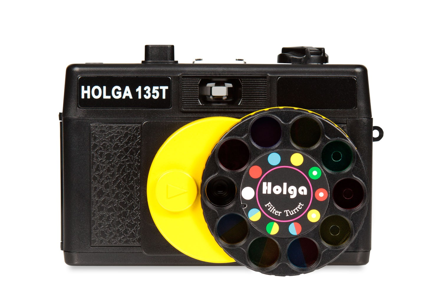 Holga 35mm Camera with Turret · Lomography Shop