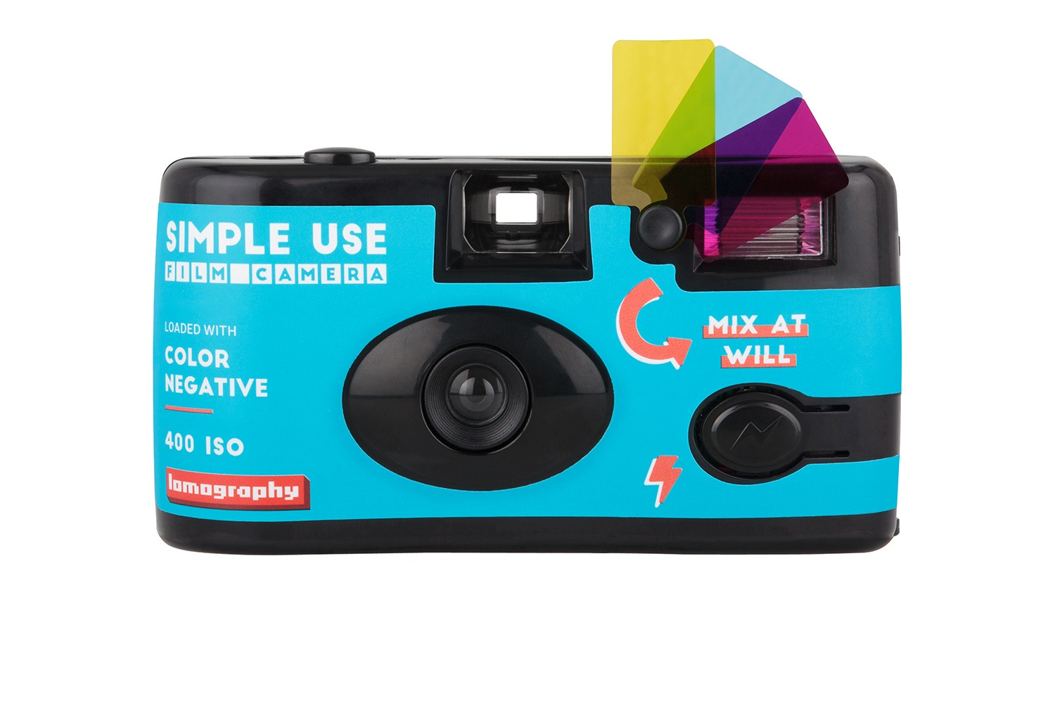 Simple Use Film Camera Color Negative 400 · Lomography Shop