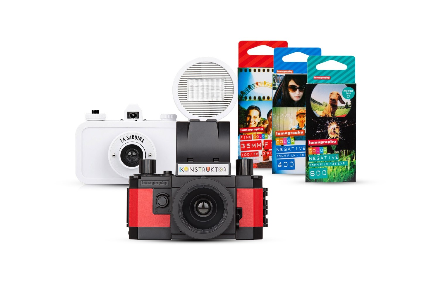 Mega pack diy tienda lomography mega pack diy solutioingenieria Images