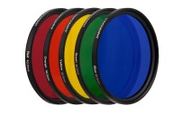 Daguerreotype Achromat 2.9/64 Art Lens 40.5mm Color Filter Set 鏡色濾鏡組