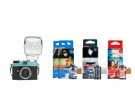Diana Mini Camera and Flash Film Bundle