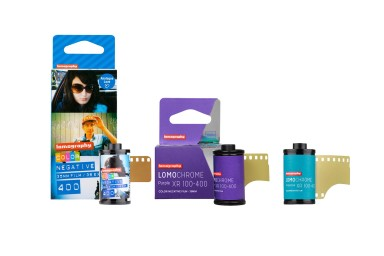 Lomography Film Starter Kit 35mm