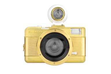 Fisheye No. 2 Gold
