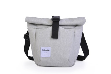 Hellolulu Matt: Compact Camera Bag - Gray