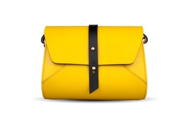 Zkin Bag Harpy Lemon Yellow