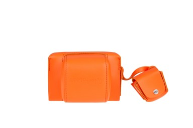 Fisheye Case Vibrant Orange