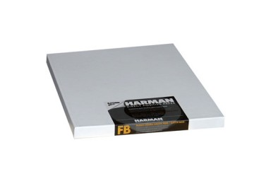 Ilford Direct Positive Paper FB1K 4x5in 25 sheets