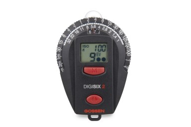 Gossen DIGISIX 2 Light Meter