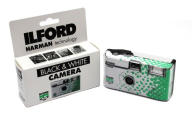 Ilford HP5+ Single Use Camera 135 24+3