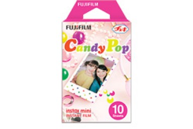 Fujifilm Instax Mini Film Candypop Single Pack