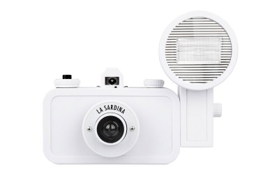 La Sardina Camera and Flash DIY Edition