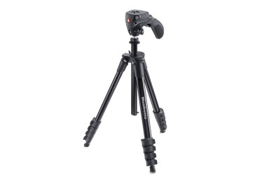 Treppiedi Manfrotto Compact Action