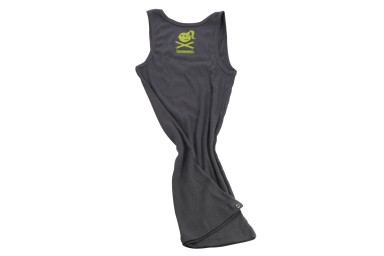 Lomographic Womens Tank Top Grey
