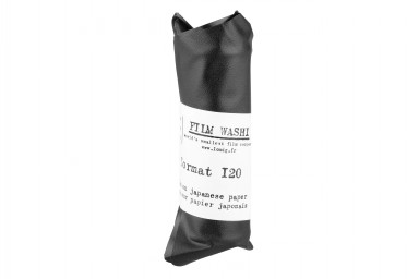 Washi Film 120 single roll - Black & White