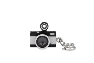 Fisheye No. 2 Keychain