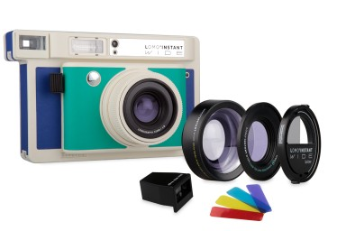 Lomo'Instant Wide Portobello Road + Lenses