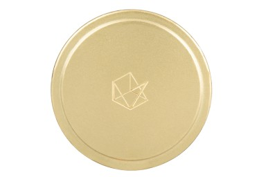 Petzval 85 Replacement  Lens Cap Brass