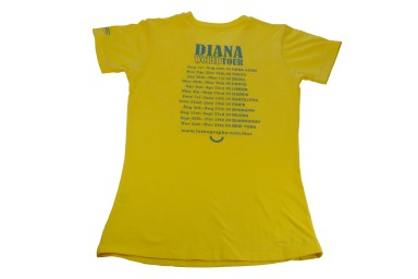 Lomography Diana World Tour Women's T-Shirt
