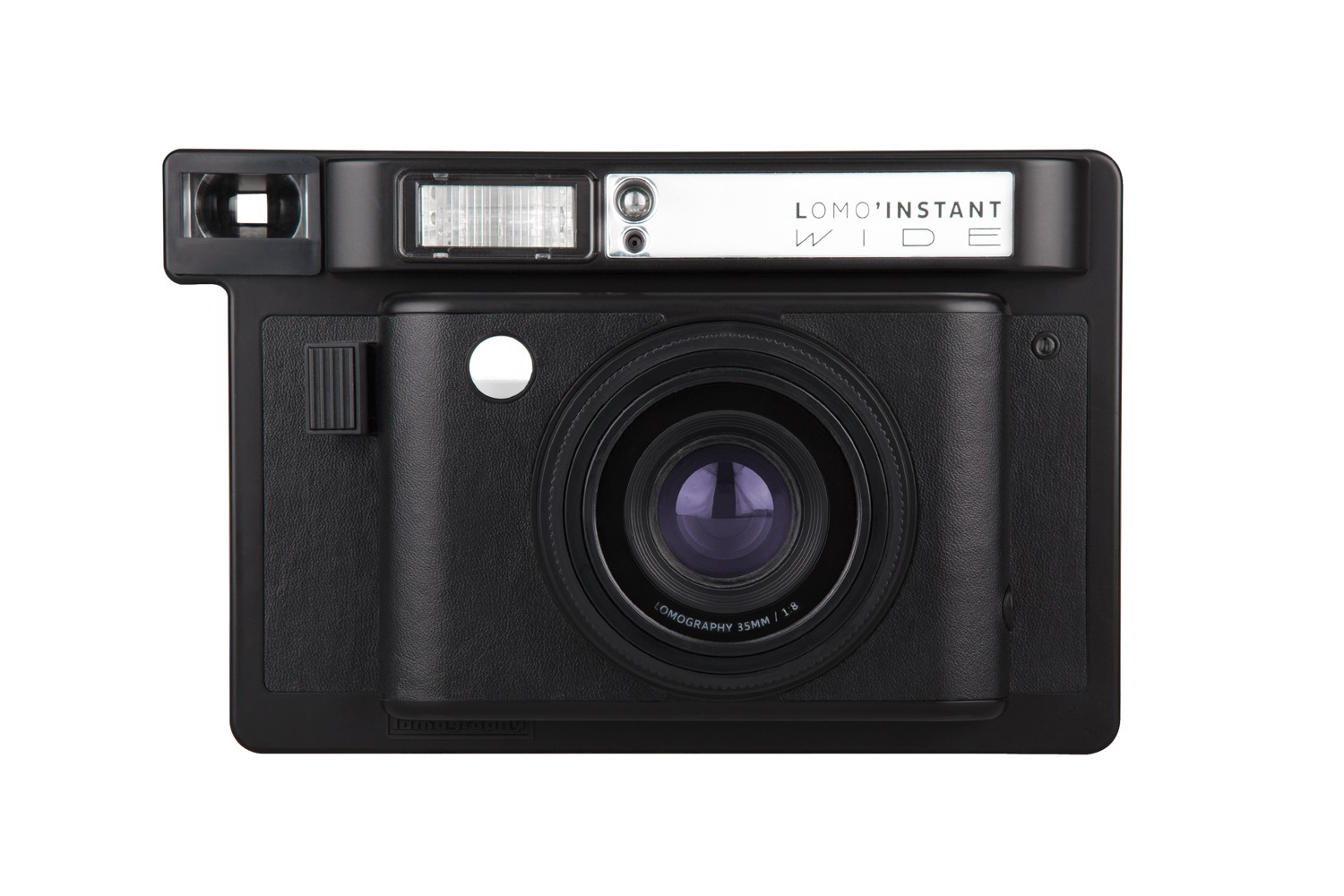 Lomo'Instant Wide Camera (Black Edition)